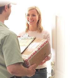 Адресная доставка груза без участия клиента
